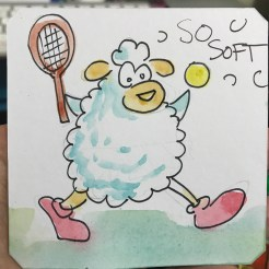 Such Soft Tennis with Ultimate Tennis @LordBBH